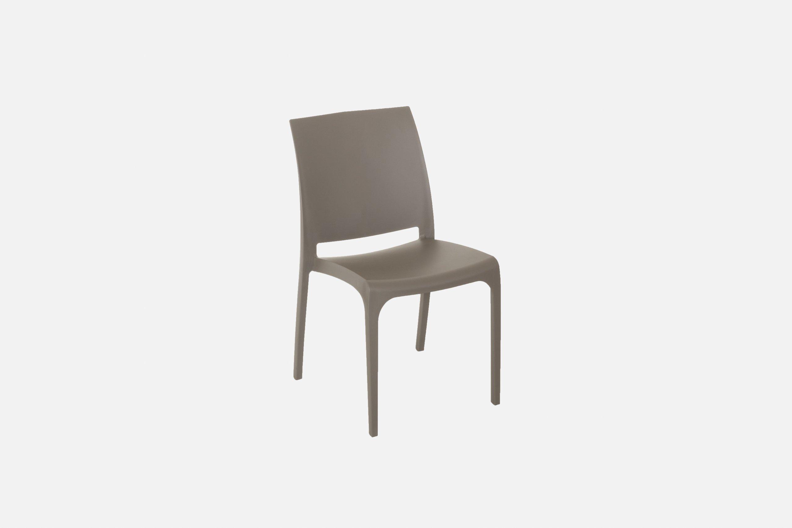 Moderné Stoličky VOLGA Hnedé taliansky Produkt