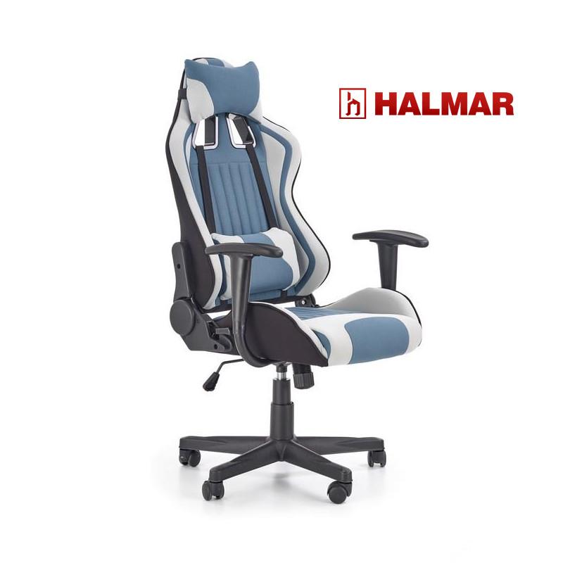 Молодежное вращающееся игровое кресло CAYMAN, ширина мебели: 64 см