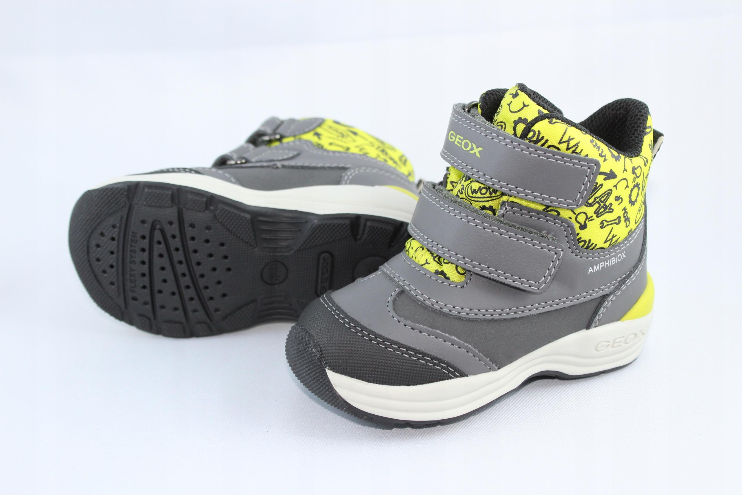 رباعي السطوح حذاء طويل توقع ذلك Buty Zimowe Geox 22 Cazeres Arthurimmo Com