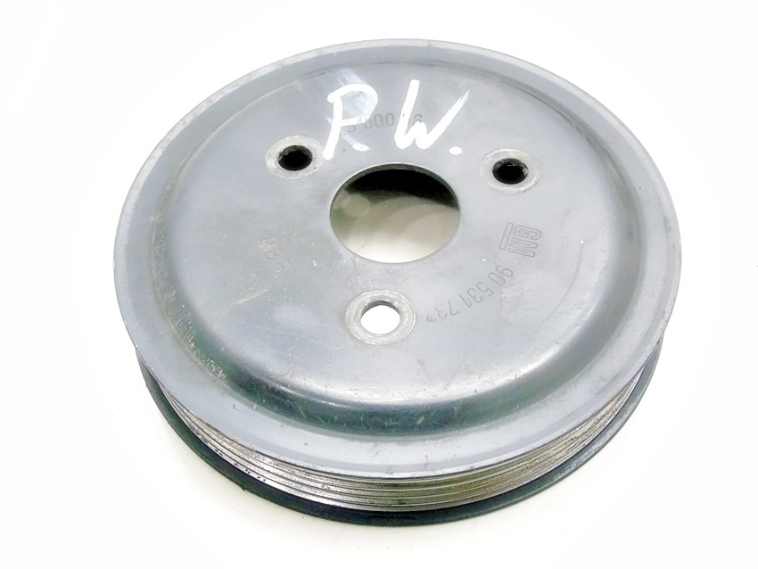 круг шкив насосы воды corsa b agila 10 12v