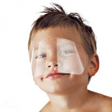 Cover Face Pro počas clippers 50 ks Chlince