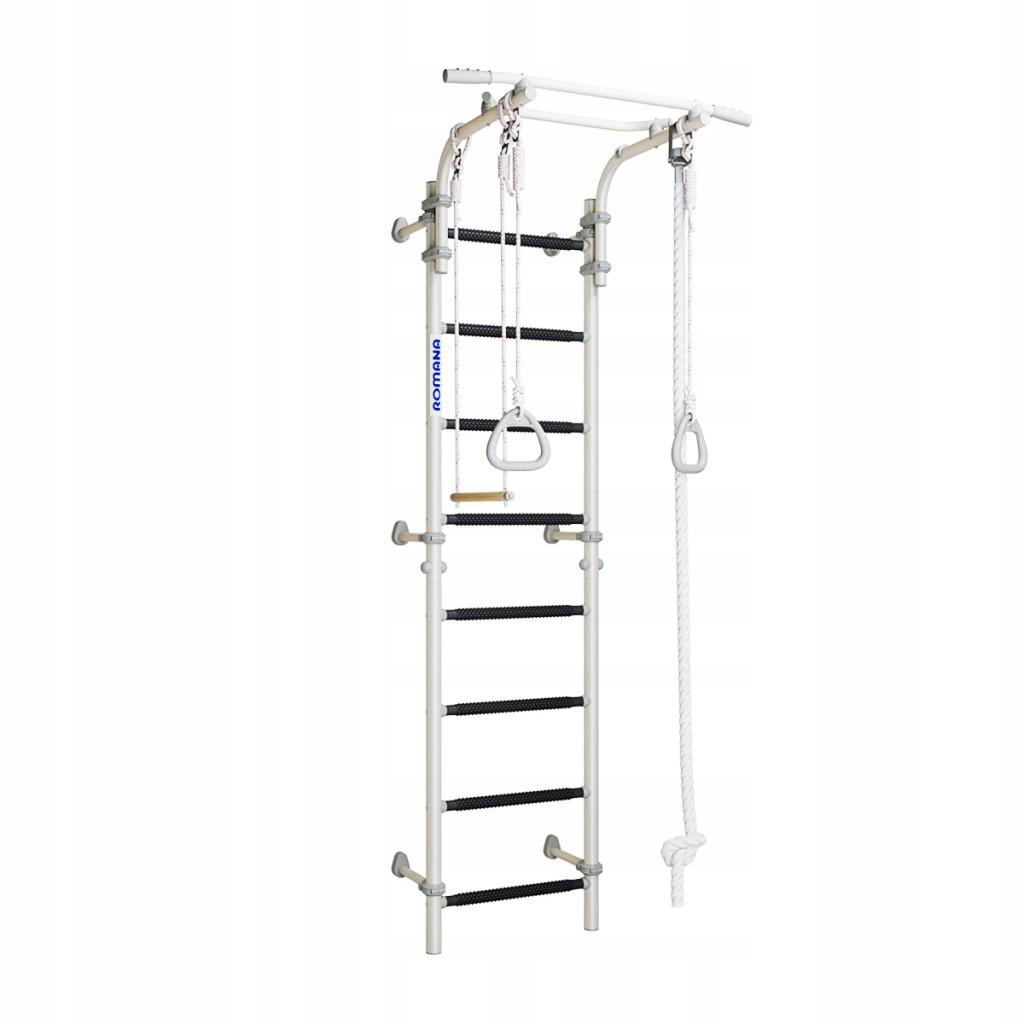 Rebrík centrum pre batoľa Vedľa-1 black