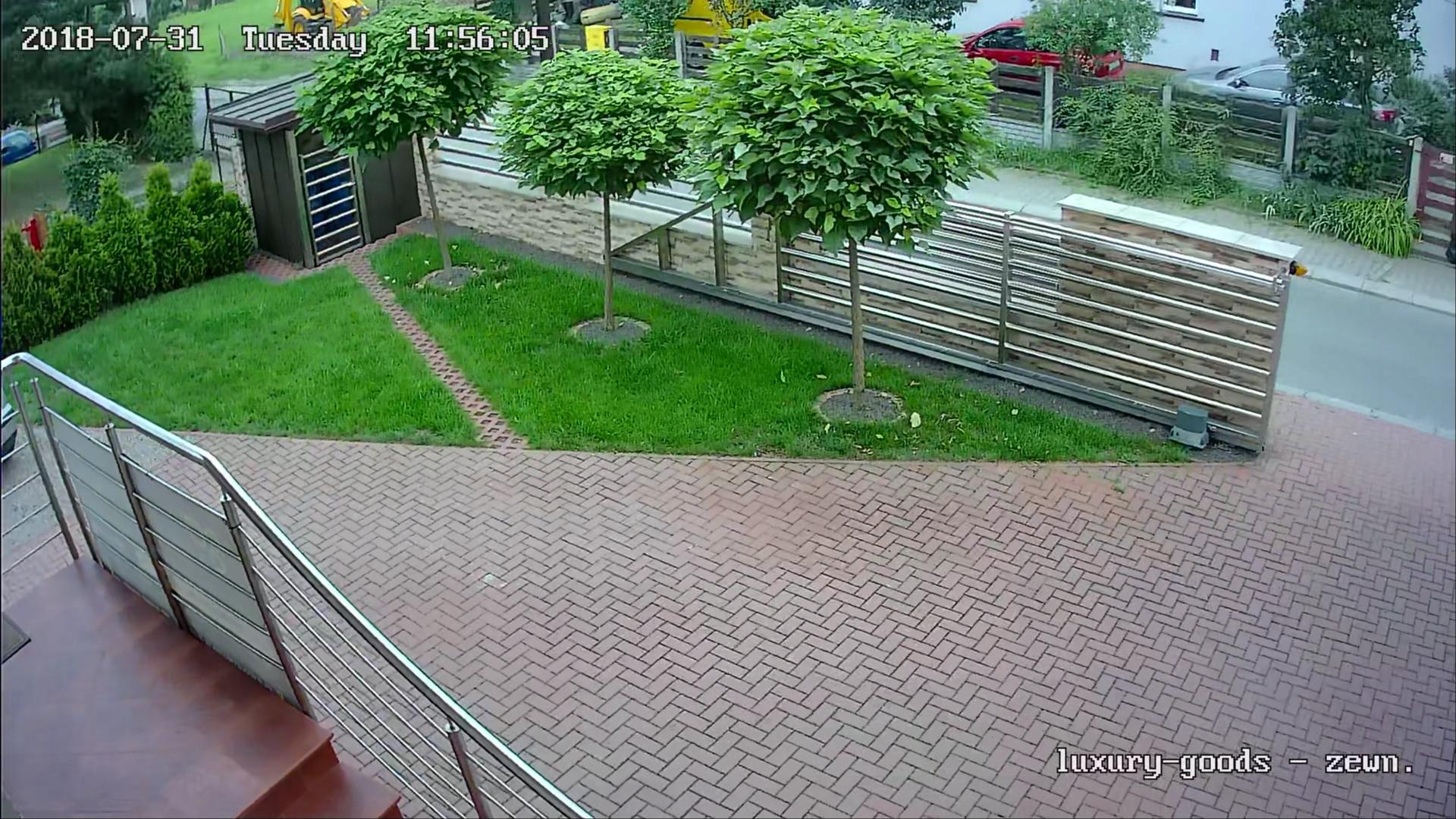 2x FULL HD SONY MONITORING H265+ NVR POE WDR IR Klasa szczelności kamery brak