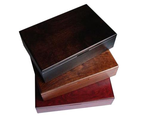 СУНДУЧОК деревянный XL для 8 поддонов (3 цвета) НОВИНКА