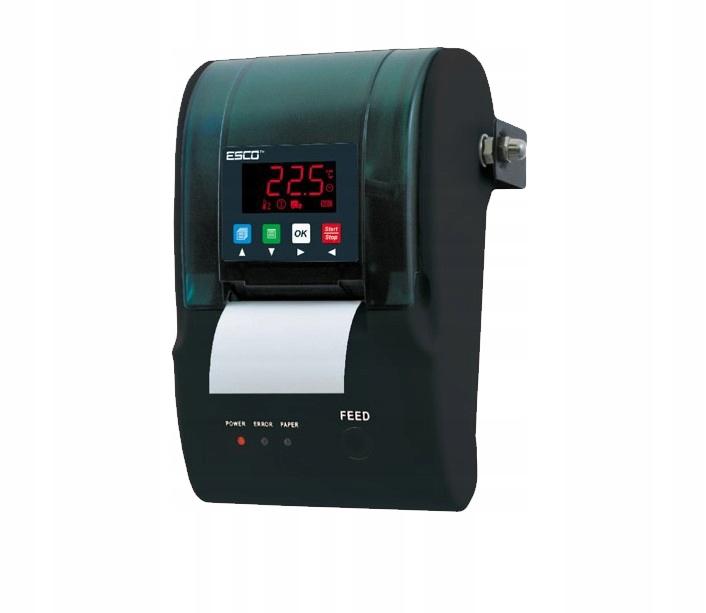 регистратор температуры термографом dr201 2 датчики