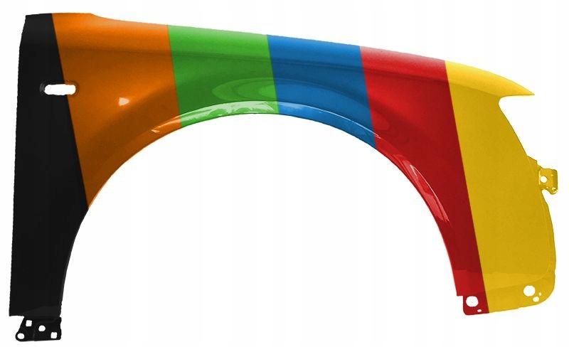 audi a4 b6 00-04 крыло новый горячая каждый цвет