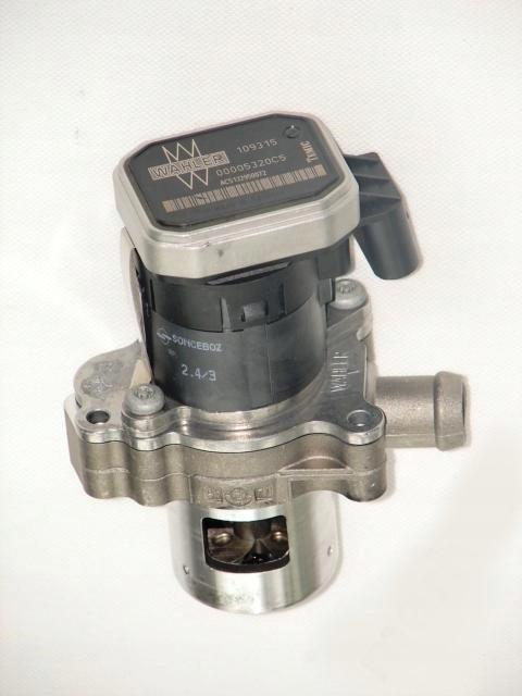 Клапан системы рециркуляции ОГ Sprinter 906 7610D 2,2 CDI Гул. 24 м-ce изображение 3