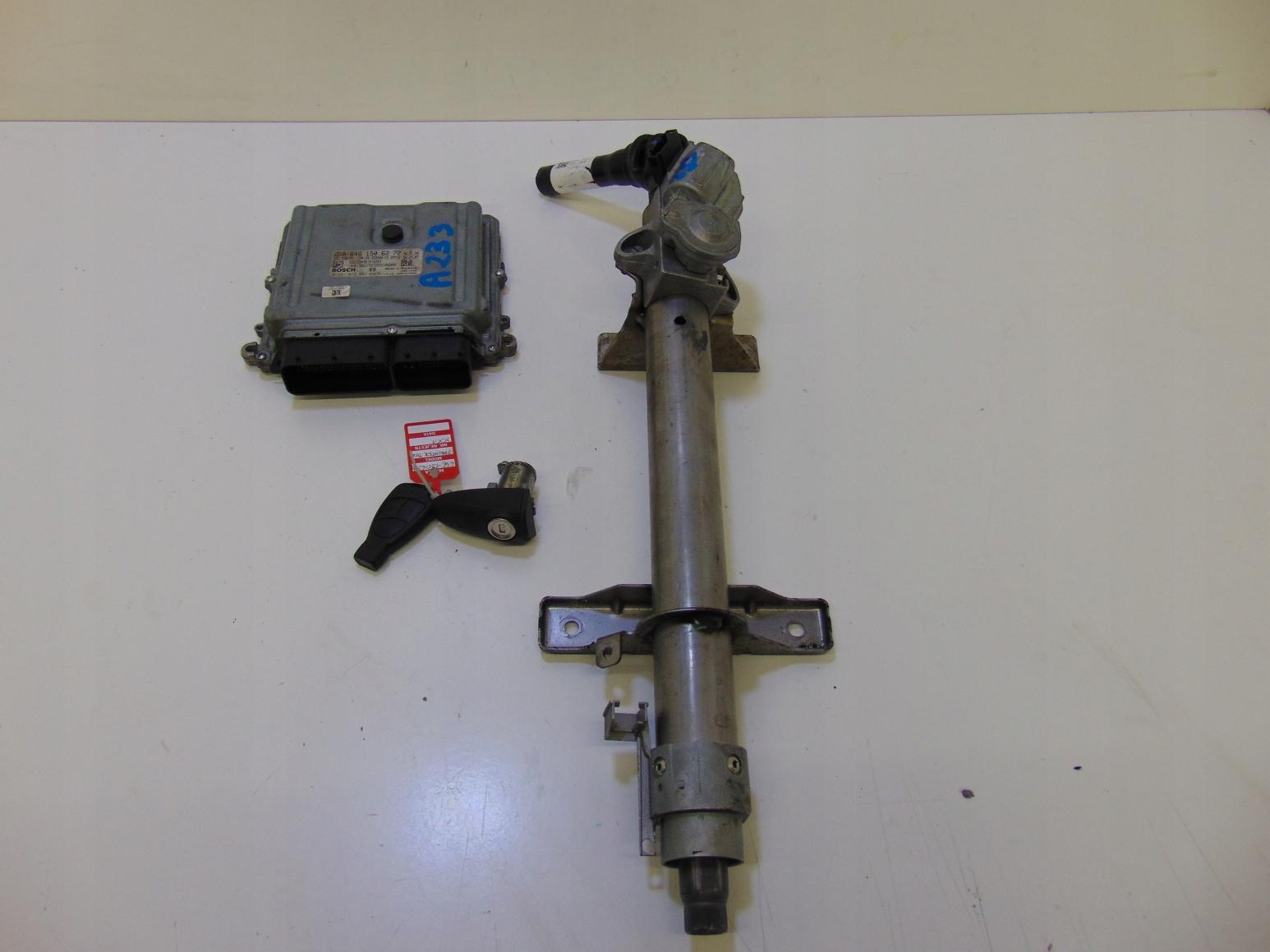 sprinter 906 комплект компьютер ключ a6461506272