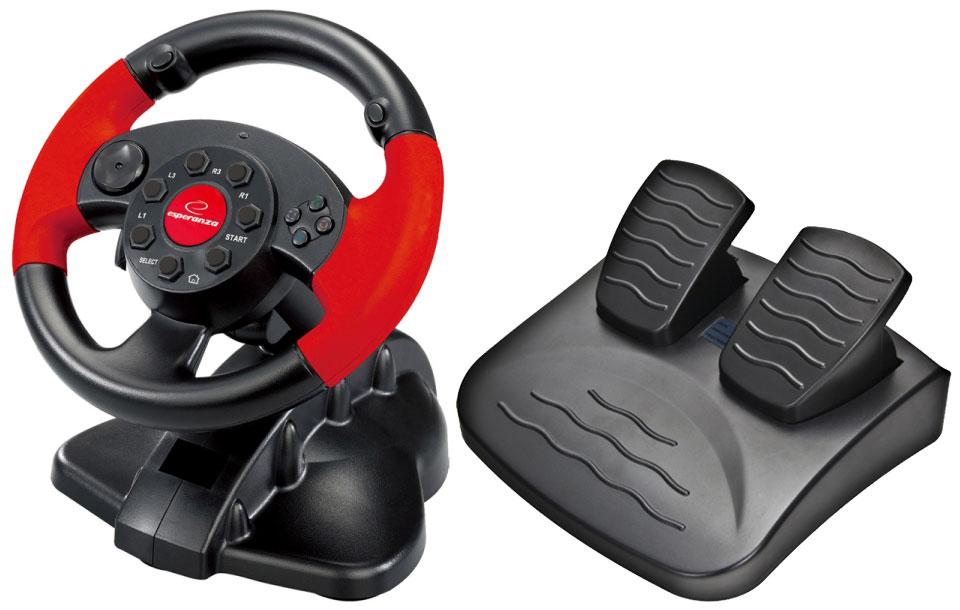 Pedál volantu vibračné sily PS1 PS2 PS3