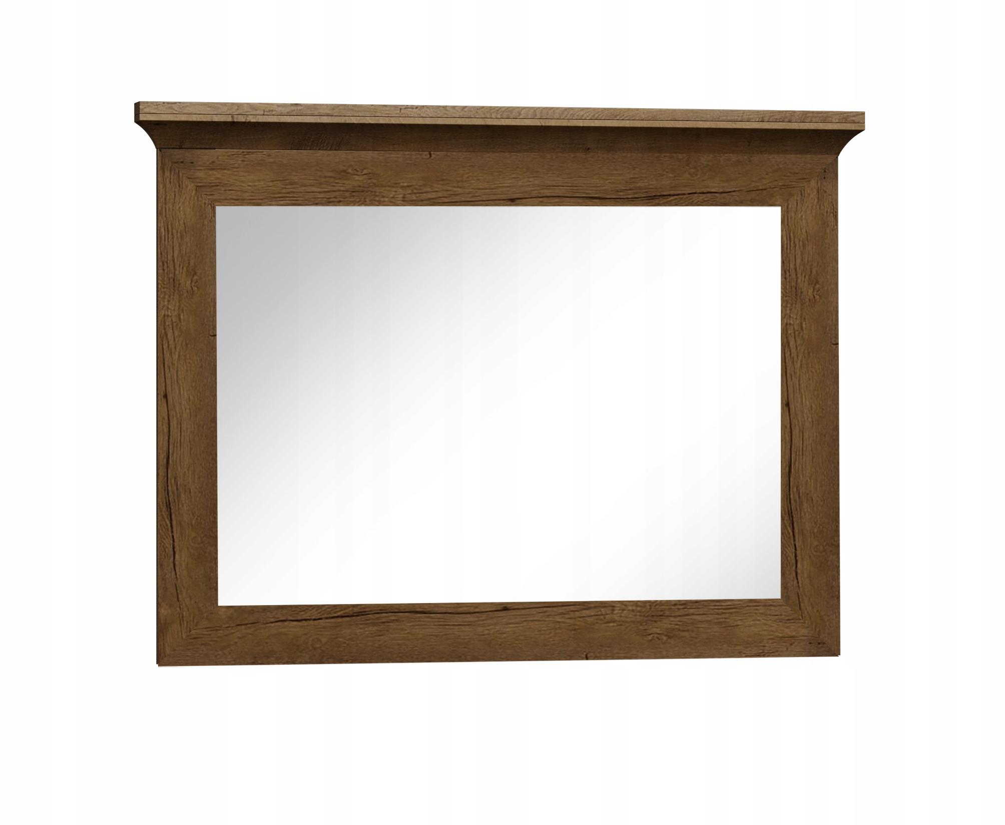 Zrkadlo nad komodu nábytok Retro R8 do obývacej izby