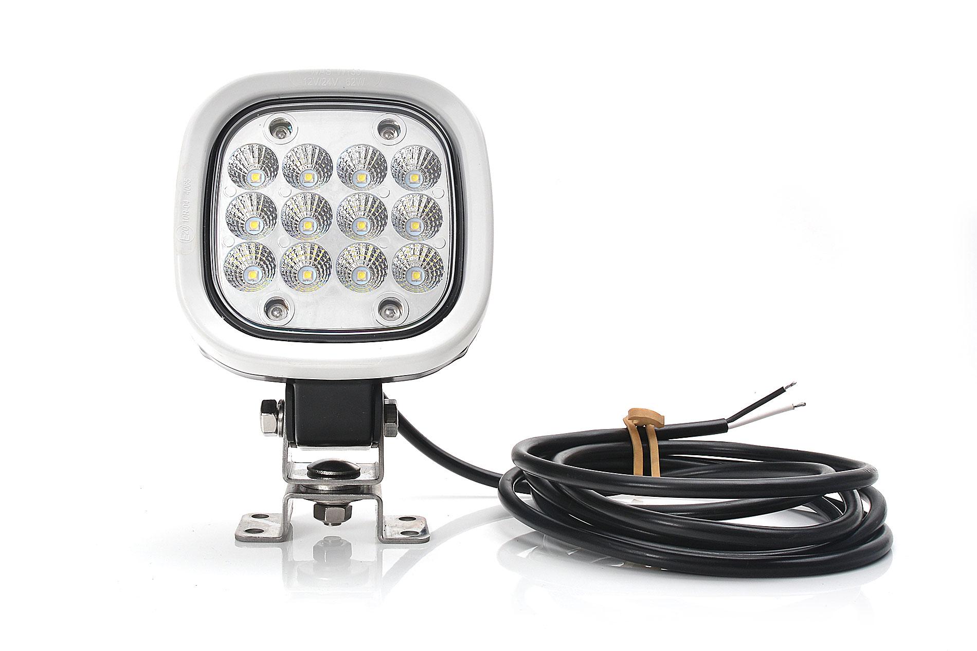 Галогенная светодиодная рабочая лампа 8000 Лм 12-70 В № 1214