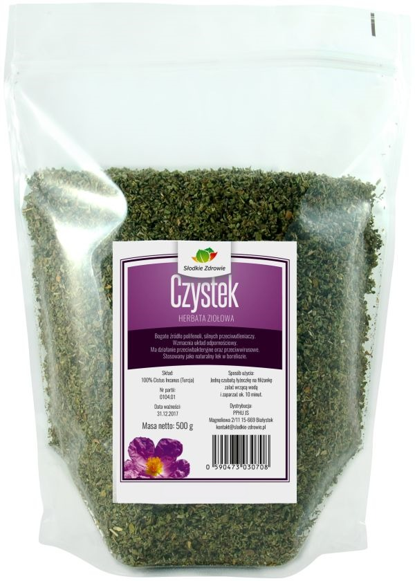 Item CLEANSING to CURE 100% CISTUS TURKEY 2x 500g 1kg