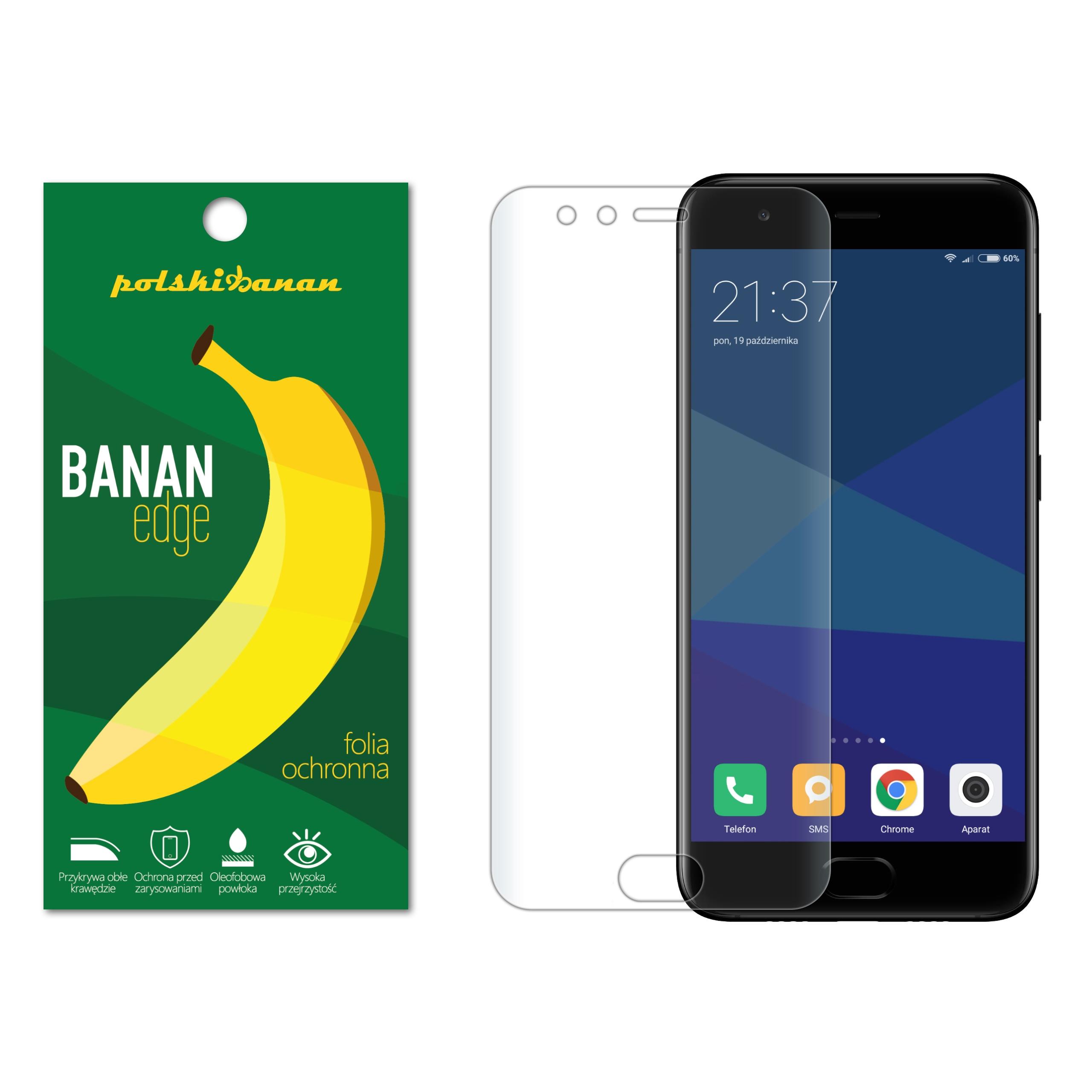 Folia Ochronna Polski Banan do Xiaomi Mi6 / Mi 6