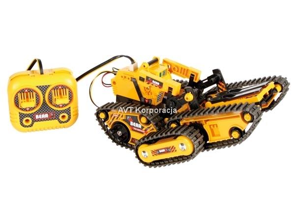 Poľný robot KSR11 3 v 1