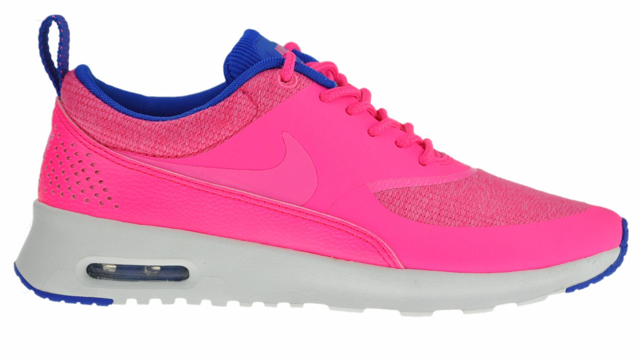 Nike Air Max Thea Prm Wmns 616723 601 Różowe Buty Trampki