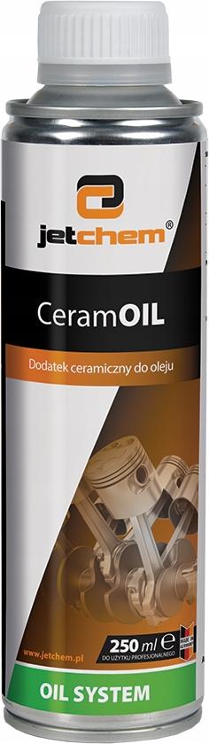 JETCHEM ceramiczna ochrona silnika CERAMOIL