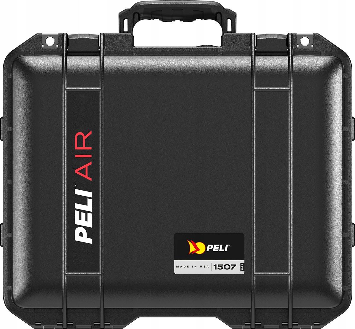 Легкий кейс Peli 1507 Air Case organizer купить из Европы доставка в Украину.