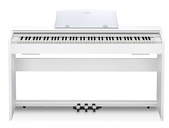 CASIO PX-770WE WHITE DIGITAL PIANO