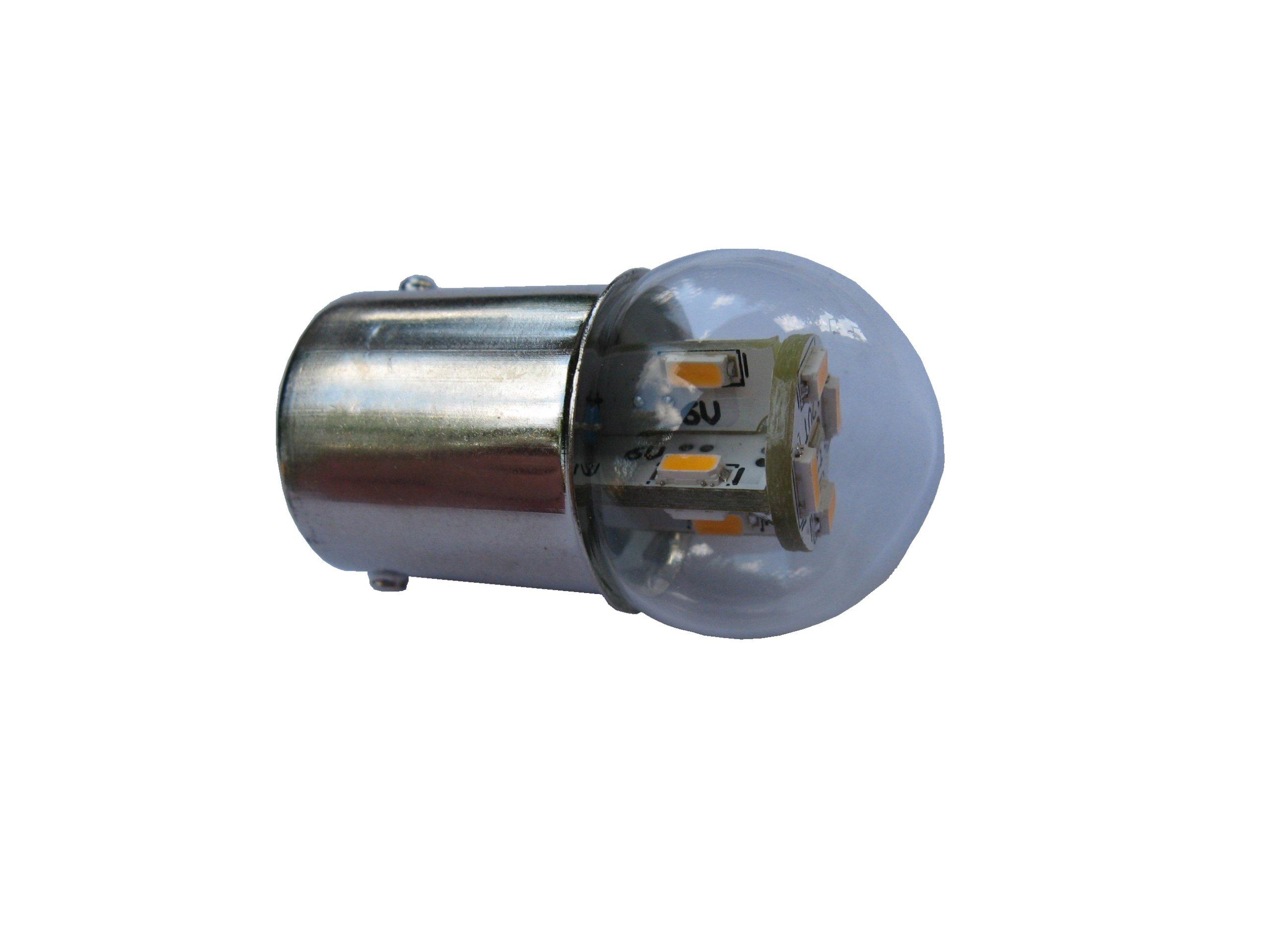THE LAMP LED LT BA15S 12V AC DC 5W 10W POSITION