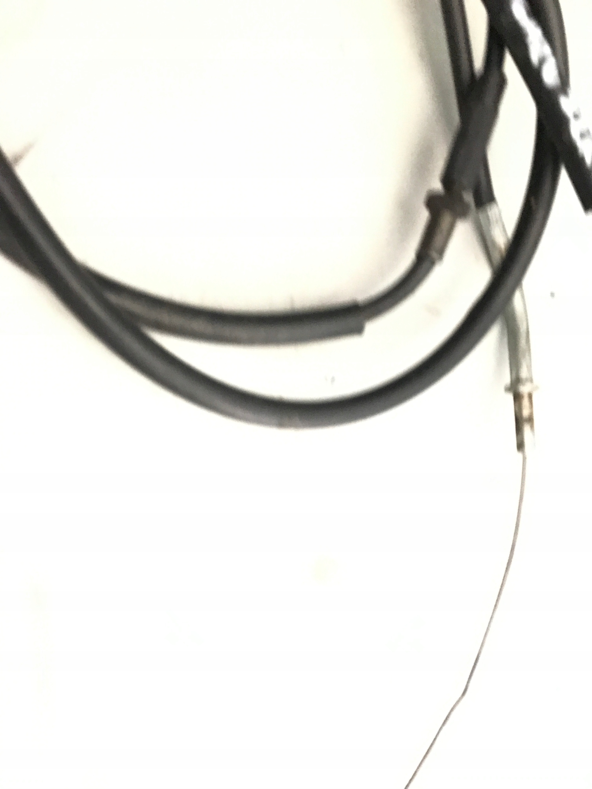 Picture of KAWASAKI ZZR 1200 THROTTLE CABLE CABLES SET 02-05