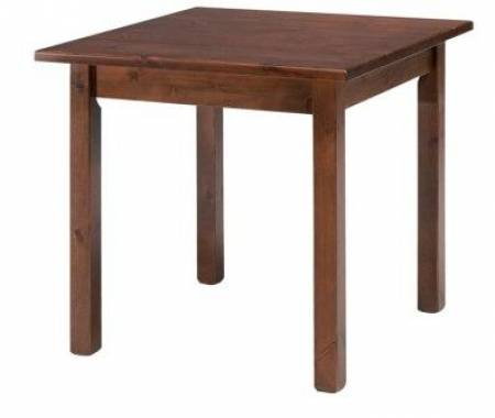MASÍVNE kuchynský stôl 80 × 80 kuchyňa, jedáleň, bar