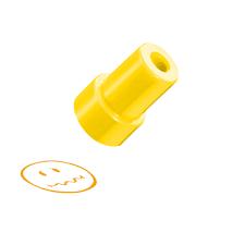Známky pečiatky Hodnotenie obrazu Smiley