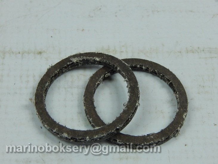 GASKET THERMAL KNOT EMISSIONS DNIEPR