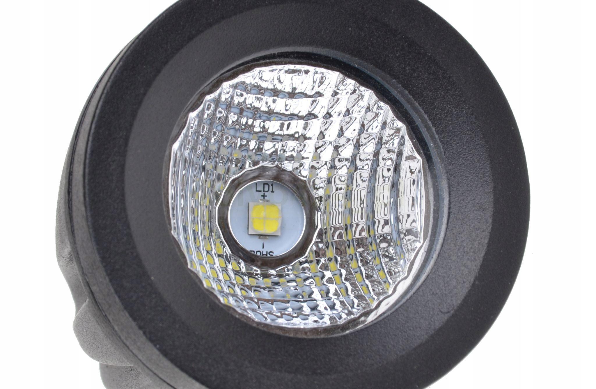 Мини лампа рефлектор про Кри 20W Сид собой смесь 67мм