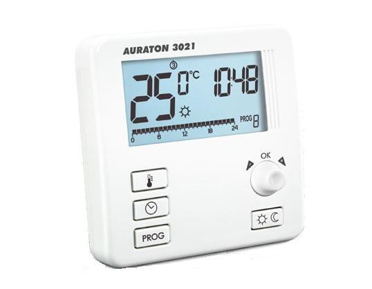 Auraton 3021 проводной Регулятор Еженедельный