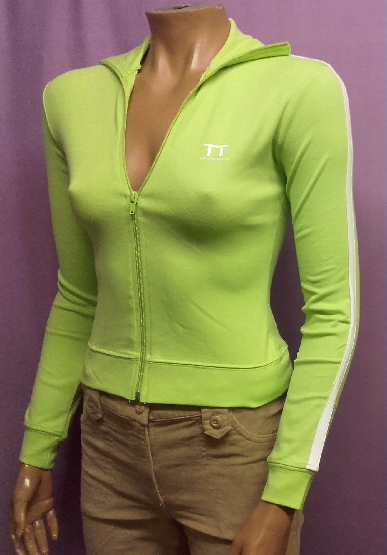 młodzieżowa bluza rozpinana damska allegro