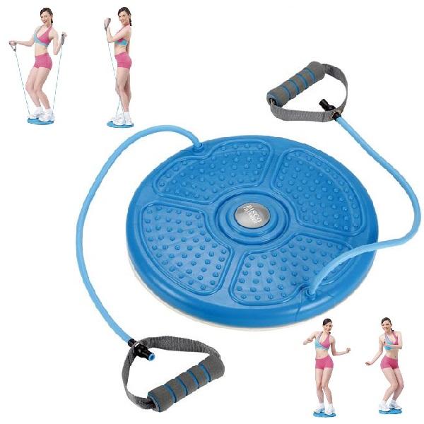 TWISTER s cvičenie brucho, chrbát, boky