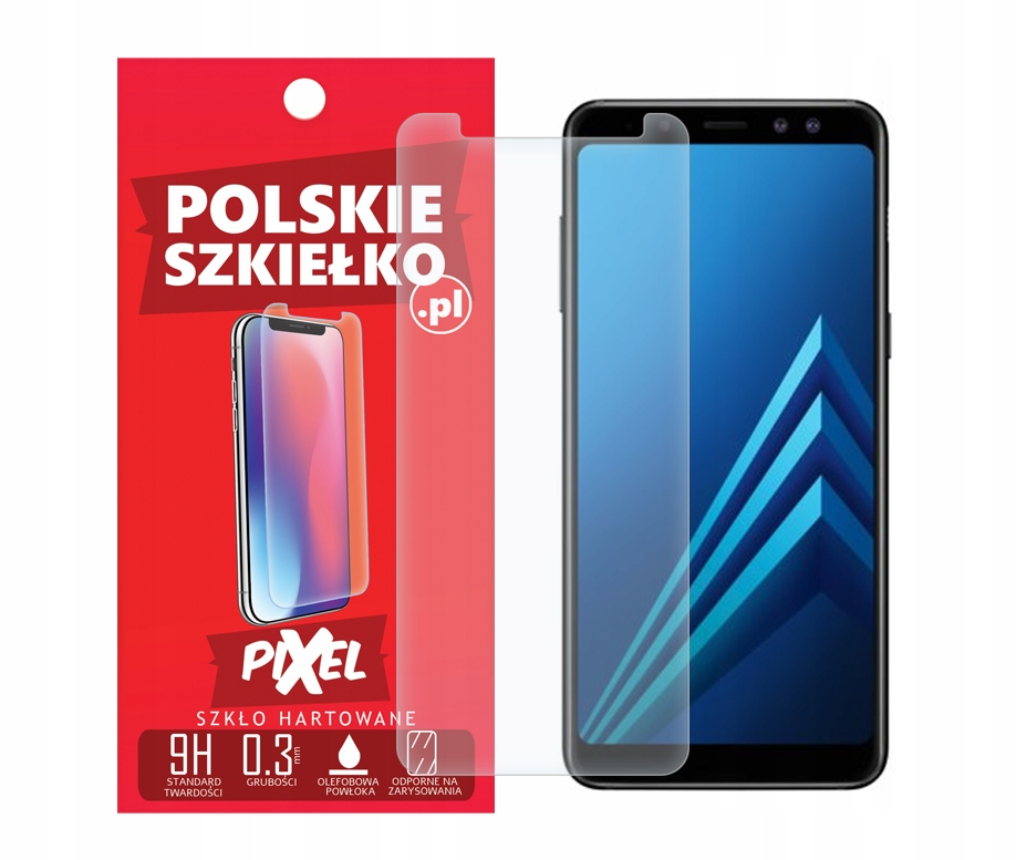 Szkło Hartowane do Samsung Galaxy A8 2018 SM-A530F