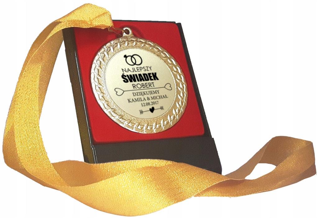 медаль благодарность для родителей свидетелей свадьба