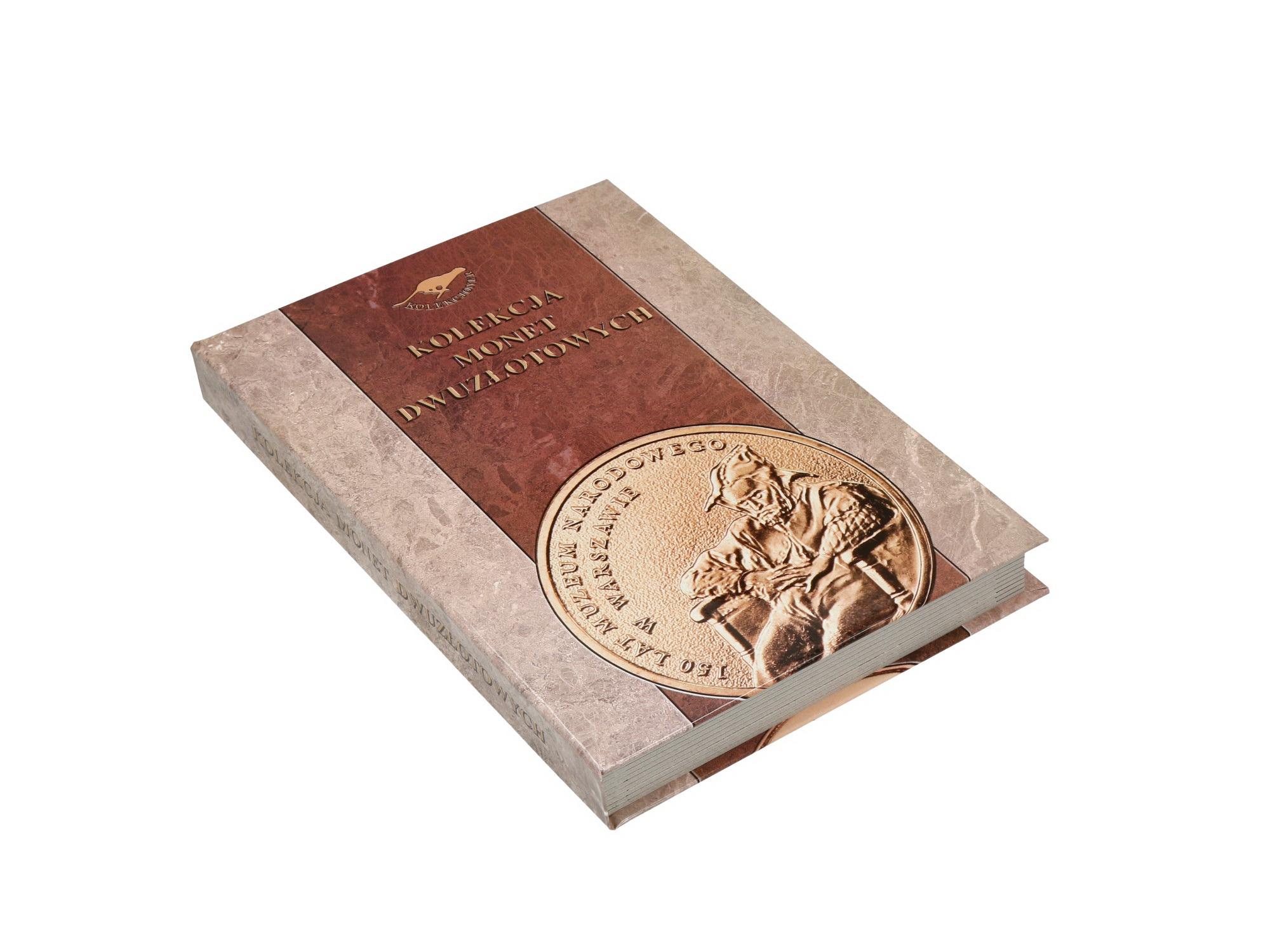 АЛЬБОМ / КЛАССЕР на 2 и 5 злотых монет СТЕНД 1995-2040 гг.