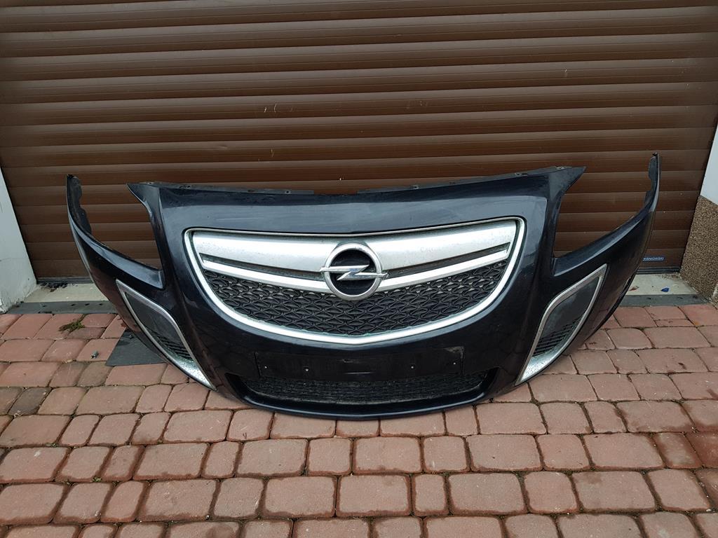 Zderzak Przod Przedni Opel Insignia Opc Vxr Miasowa Allegro Pl