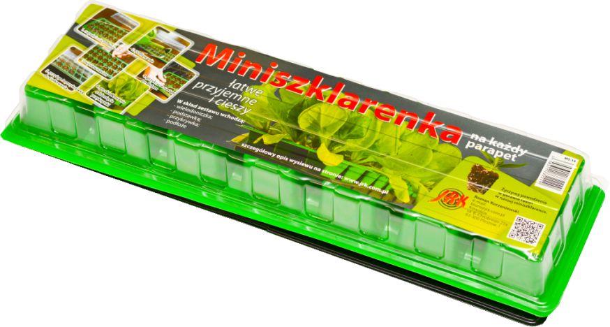 Mini sklo Mini sklo X 14 OTW. + Zem