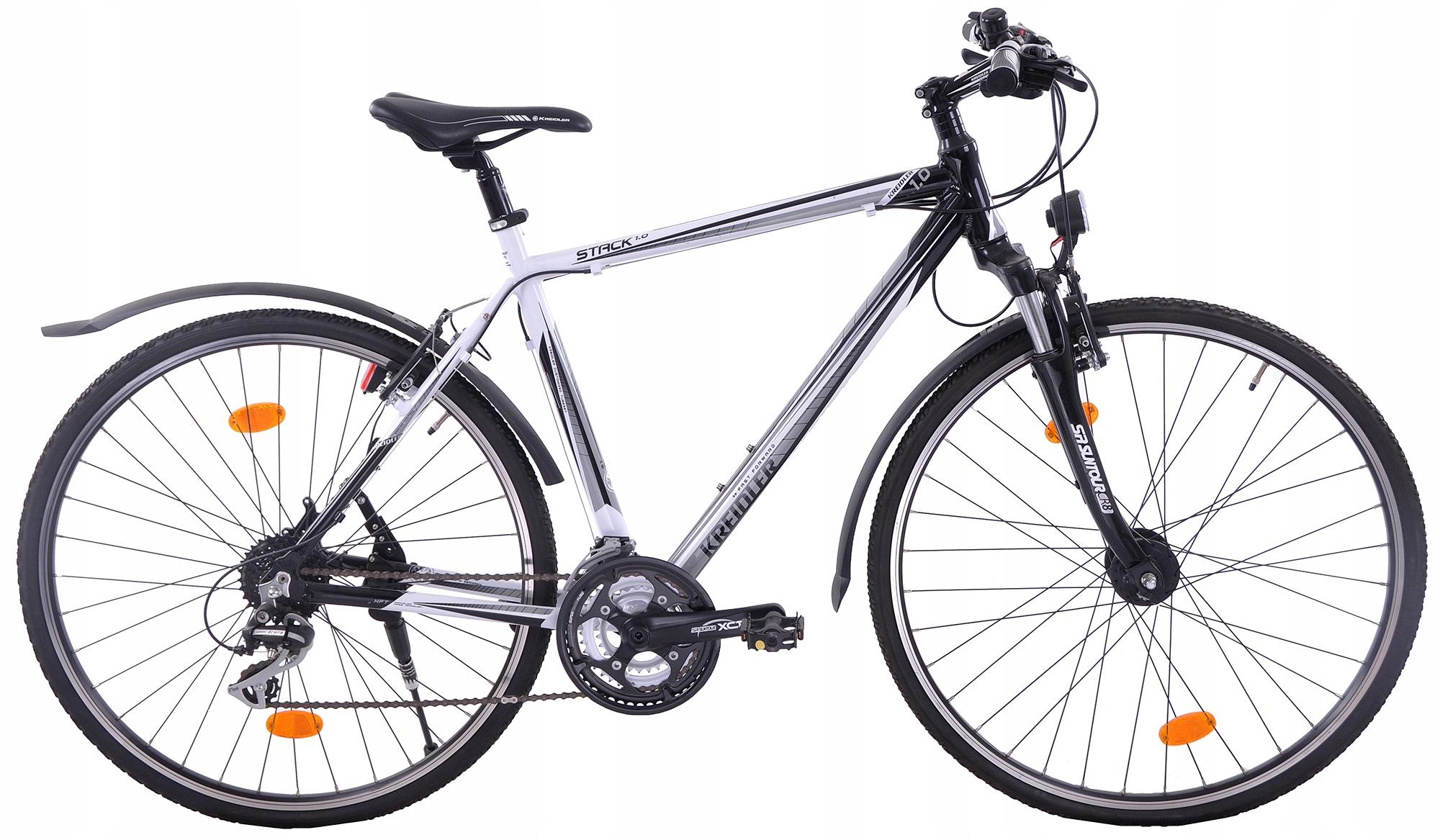Crossy Bike 28 Kreidler Stack 1.0 EQ Rám 55 cm