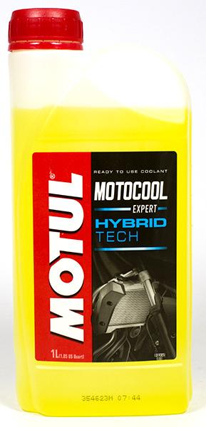 АНТИФРИЗ MOTUL MOTOCOOL EXPERT -37C 1L