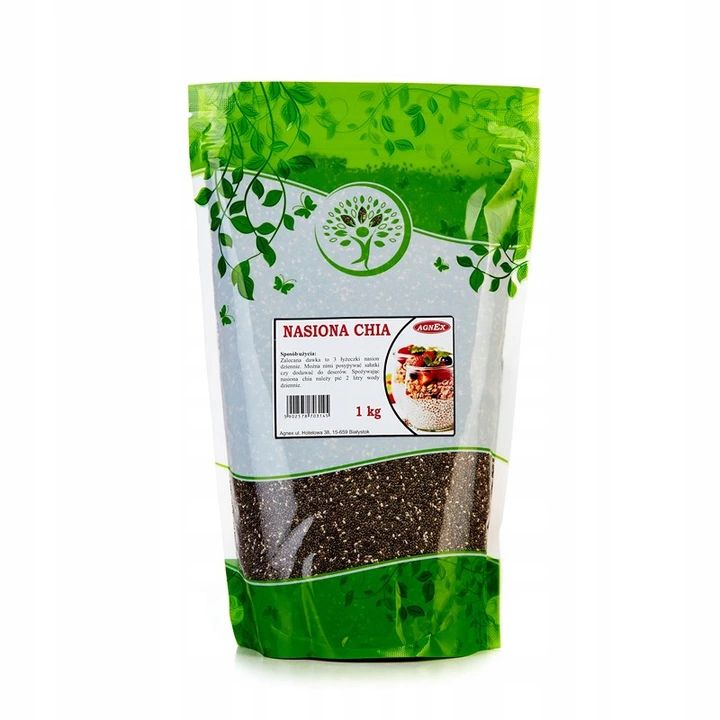 Item Chia SEEDS 1 kg FRESH SAGE SPANISH AGNEX