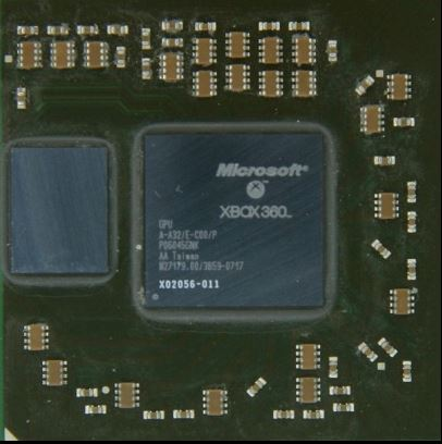 Xbox GPU X02056-010 X02056-011 X02056-012