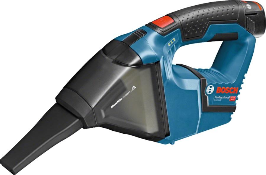 Odkurzacz akumulatorowy Bosch GAS 12V +Torba Bosch