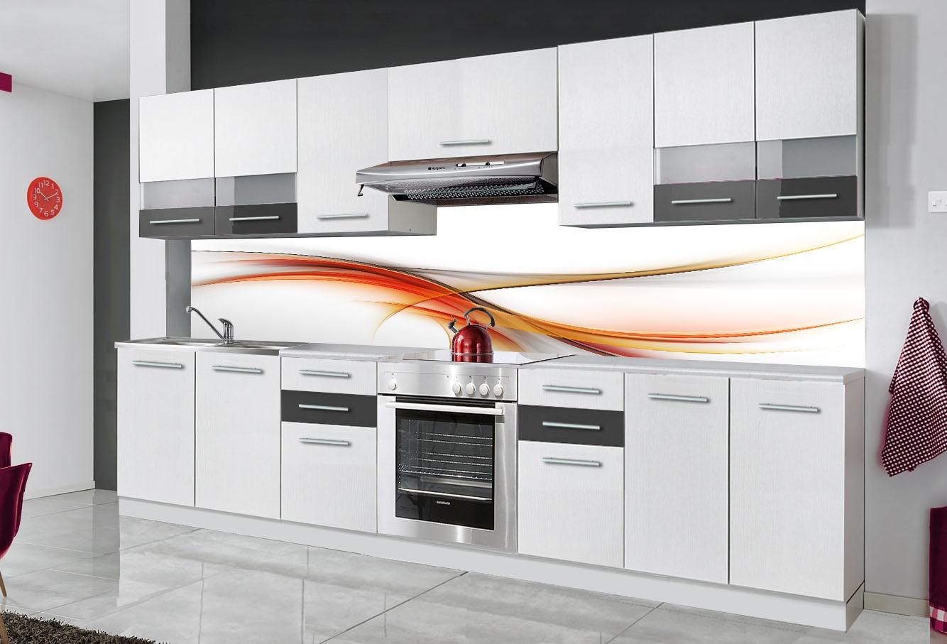 Meble kuchenne MAJA  3 kolory  3 0m 2 4m