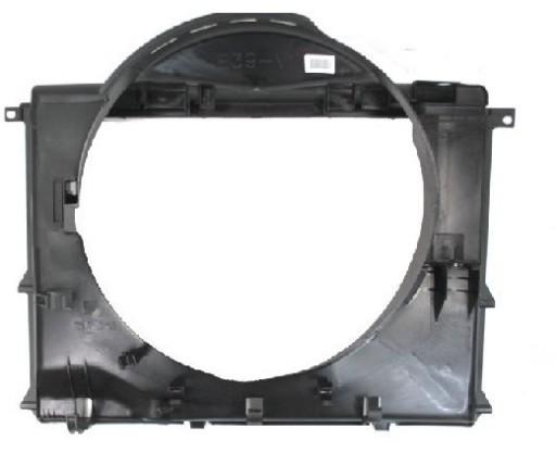 оригинальная крышка вентилятора bmw e39 525d 530d