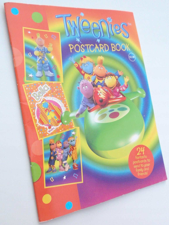 TWEENIES POSTCARD BOOK 24 fantastic pocztówki NOWA