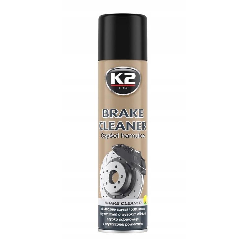 K2 BRAKE CLEANER DISC BRAKE REMOVER 600 мл
