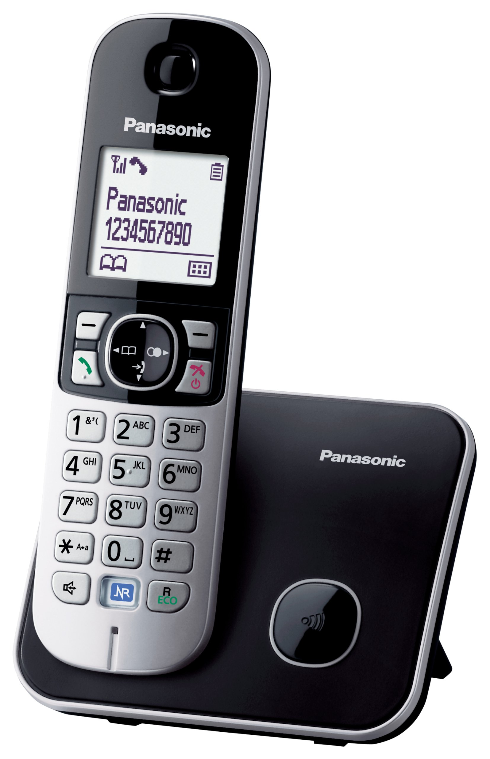 Item Panasonic KX-TG6811 black [wireless phone]