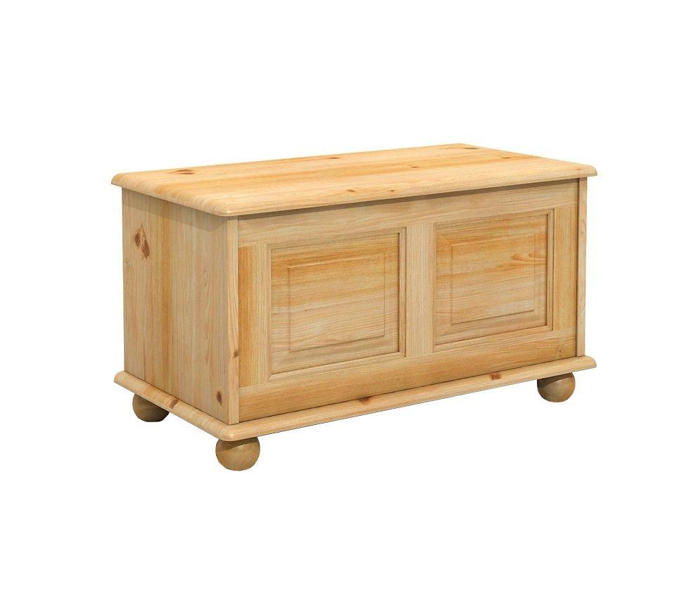 DSI-nábytok: drevené HRUDNÍKA Box na barly