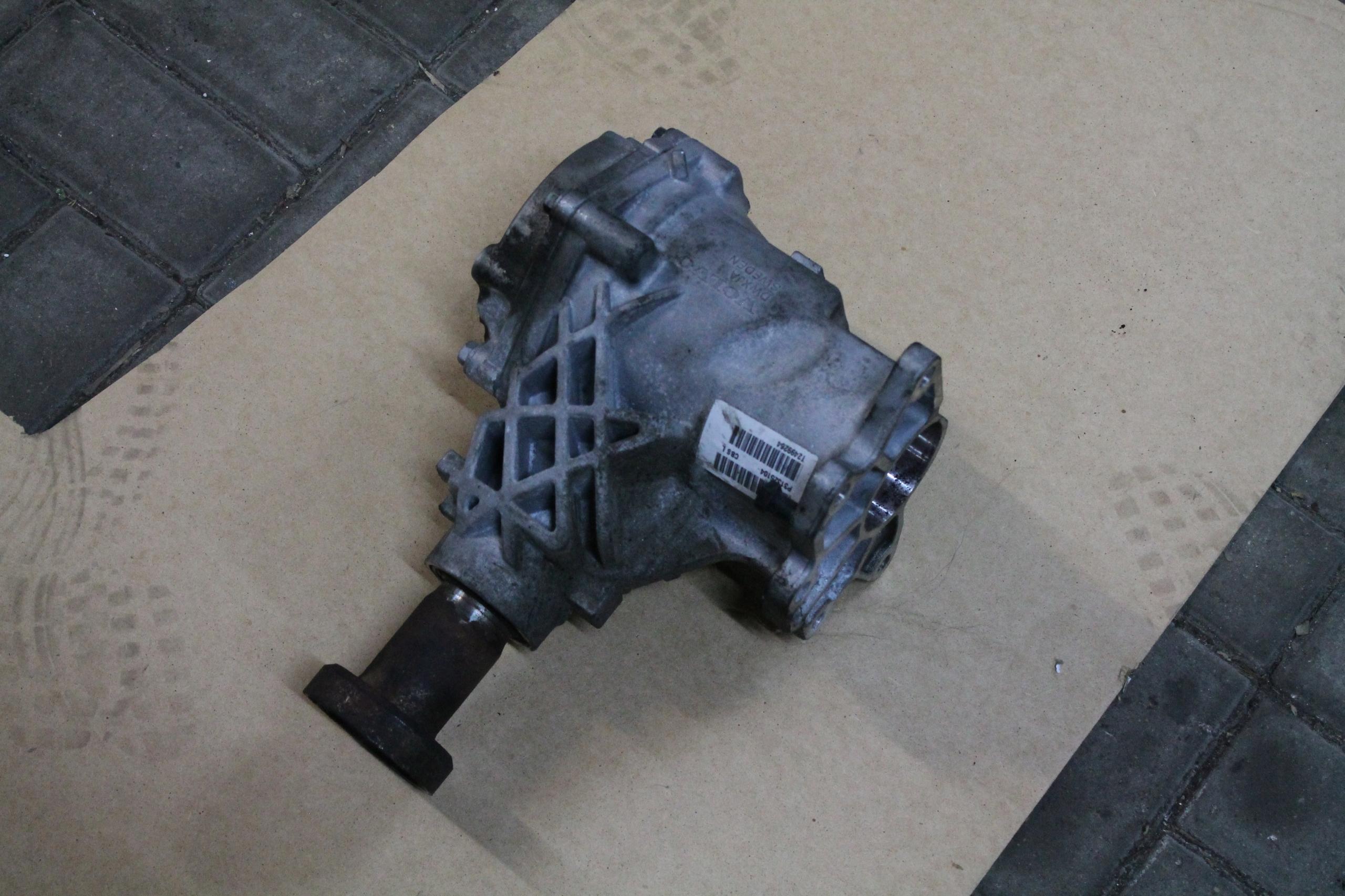 volvo xc60 v60 xc70 редуктор механическая коробка 31325104