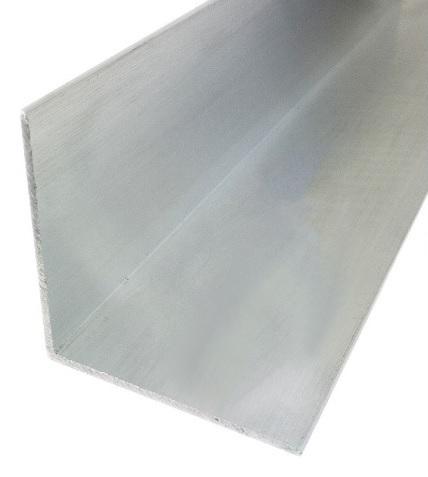 Kątowniki kątownik aluminiowy 15x15x1,5 dł. 1000mm