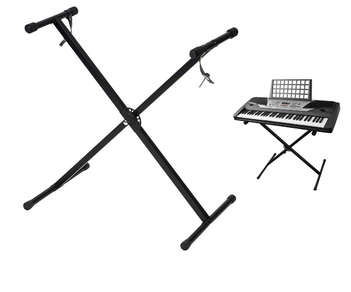 Item TRIPOD STAND KEYBOARD ORGANS KEYS _ WITH STRIPES